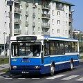 Jelcz nawiązujący sylwetką do starego, poczciwego Berlieta #JelczM121MB #autobusy