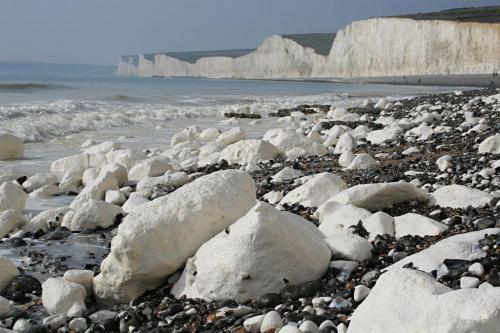Seven Sisters, Anglia #klif #morze #anglia #SevenSisters