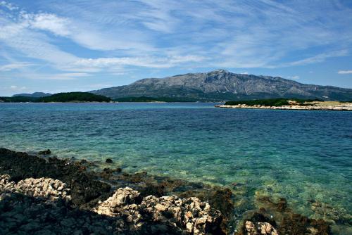 Letni pejzaż - Dalmacja