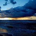 #artystyczne #krajobraz #ludzie #morze #ptak #ptaki #ZachódSłońca