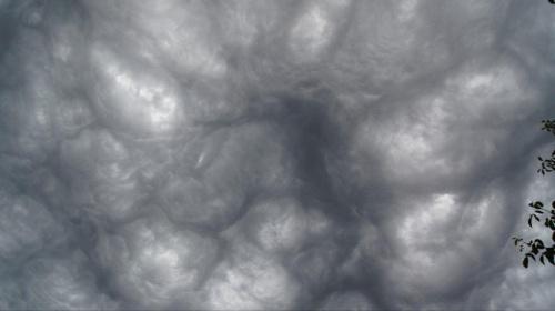 BURZOWE CHMURY #chmury #burza