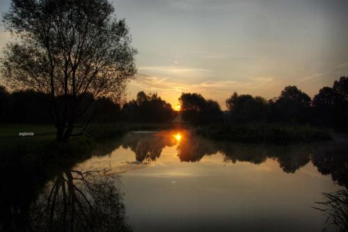 po wschodzie słońca #niebo #słonce #wrzesień #wschód