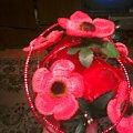 #szydełko #RobótkiRęczne #KwiatkiSzydełkowe
