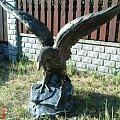 #OrzełBetonGalanteria #beton #galanteria #figury #ogrodowe #amiplast