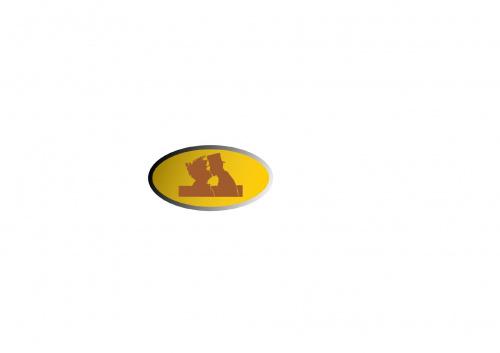 Grafika zrobiona w programie Inkscape #logo #zakochani #miłość #emocje #inkscape #GrafikaWektorowa