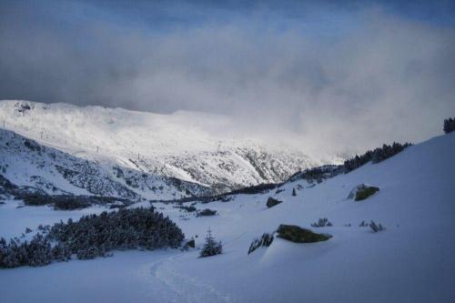 Zielona Dolina Gąsienicowa i Uhrocie Kasprowe