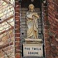 #Radom #fara #zabytek #detal #KazimierzWielki #kościół #NMP #MatkaBoska #Maria #dzieciątko