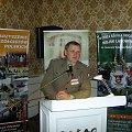 Otwarcia i zakończenia konferencji dokonał prof. płk Mariusz Wiatr prorektor WSz WL z Wrocławia. #Militaria #Konferencja #Osoby
