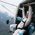 #skoki #spadochron #tandem #SkokTandemowy #chmury #powietrze #SpadochronTandemowy #kawalerskie #sport #ekstremalnie #extreme #niebezpiecznie