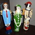 #figurki #anioły #MasaSolna #dekoracje #prezent