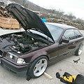 E36 V8 #BMW #Drift