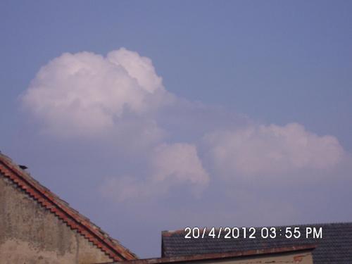 chmura burzowa (20.4.2012) #ChmuraChmury