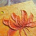 #kwiaty #malarstwo #obrazy #akryl