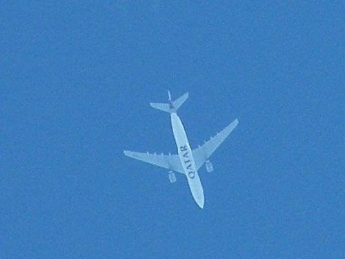 A332 Qatar #Qatar #Airbus #A332 #samolot #aircraft