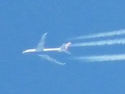B747-400 British Airways
