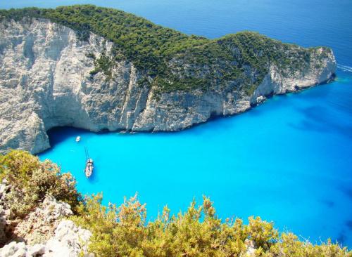 Zakynthos 2012 #GrecjaZakynthosWyspaWakacje