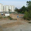 białystok wiadukt , kleosin szosa zambrowska w budowie #białystok #kleosin