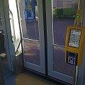 drzwi dwuskrzydłowe #Bombardier #NGT8 #MPKKraków #tramwaj