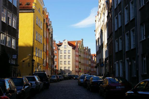 Kamieniczki #Gdańsk #miasto #motława #StareMiasto