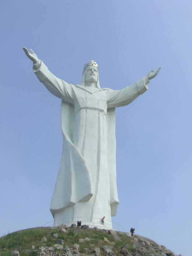 #Jezus #JezusZeŚwiebodzina #pomnik #PomnikJezusa #Świebodzin