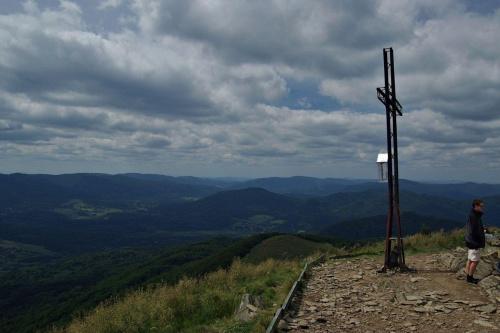Połonina Wetlińska- Bieszczady #góry #Bieszczady #PołoninaWetlińska