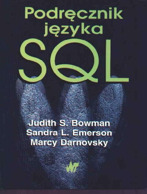Podrêcznik jêzyka SQL [eBook PL]