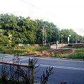 Stacja Zalesie Górne #peron #stacja #widok