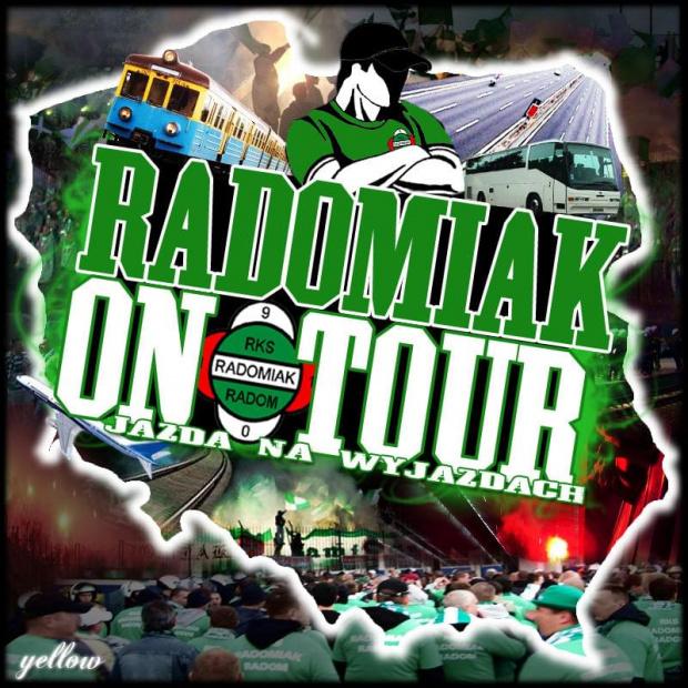#Radomiak #ONTOUR #RKS