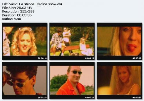 La Strada - Kraina Snów (1997)