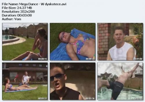 Mega Dance - W Dyskotece (2002)