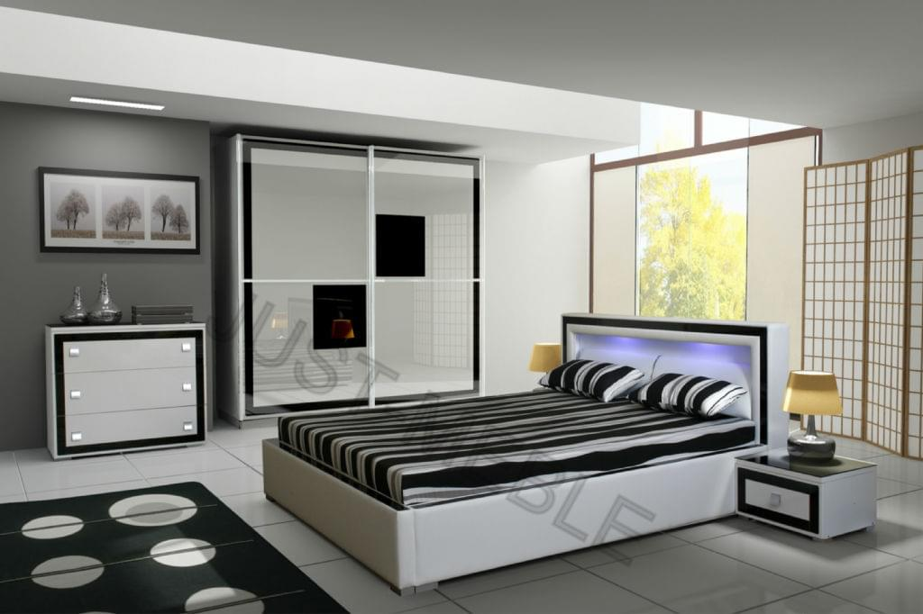 Chambre a coucher moderne turque