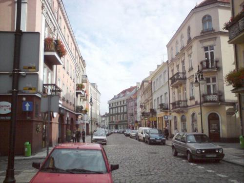 Uliczki Starego Miasta w Kaliszu #Kalisz