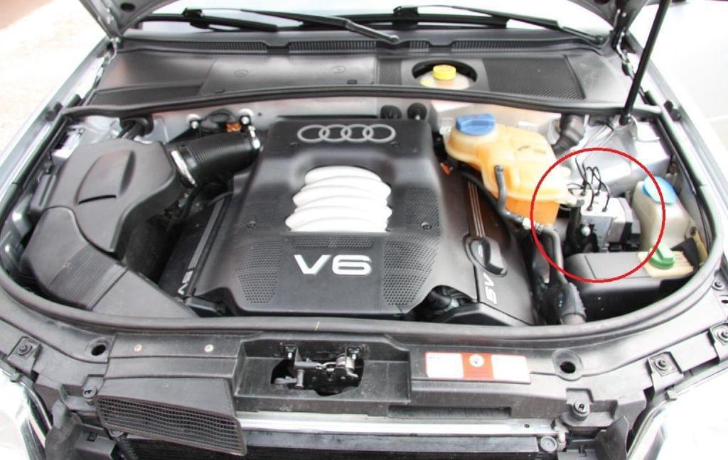 Audi A6 A7 Klub Polska A6 C5 Sterownik Abs Naprawa Nie Reklama