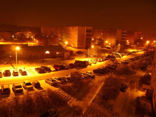 #noc #widok #osiedle #architektura #ulica