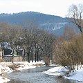 Bóbr w Marciszowie #Rzeki #krajobrazy #przyroda