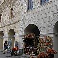 Kazimierz Dolny nad Wisłą #kamienica #arhitektura #pamiątki #ŻycieCodzienne