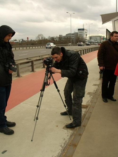... #Warszawa #AlejeJerozolimskie #FujiFilm #FujiFilmPolska #FujiFinePixHS10 #FujiHS10 #HS10