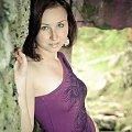 Klaudia #kobieta #dziewczyna #las #bunkier #nikon #airking #passiv