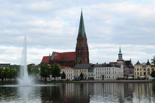 Kosciol w Schwerin