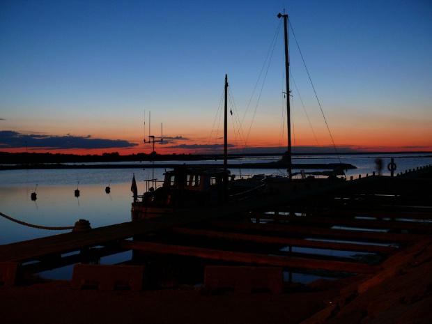 Sympatyczny port Boda na wyspie Oland #rejs #Bałtyk #Gotlandia