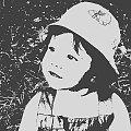 Amelka #Amelka #grafika #portret #MojePrace