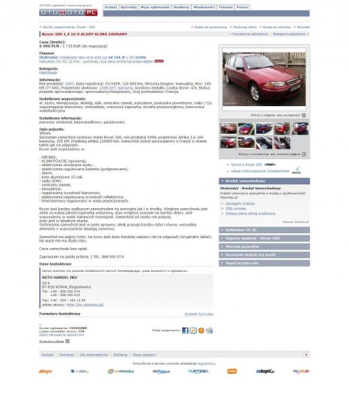 Zobacz Temat Uważajcie Na Te Samochody