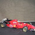 Ferrari F310 M.Schumacher Minichamps 1:18 #Minichamps #Ferrari #Michae #LSchumacher #unikat #rzadki #rarytas #modele #samochody #samochód #bolid #bolidy #formuła