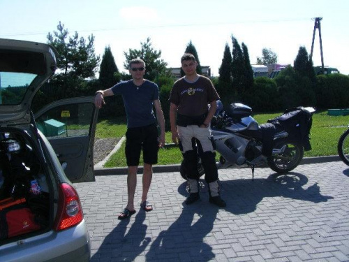 Wyprawa motocyklowa Ukraina sierpień 2010 r