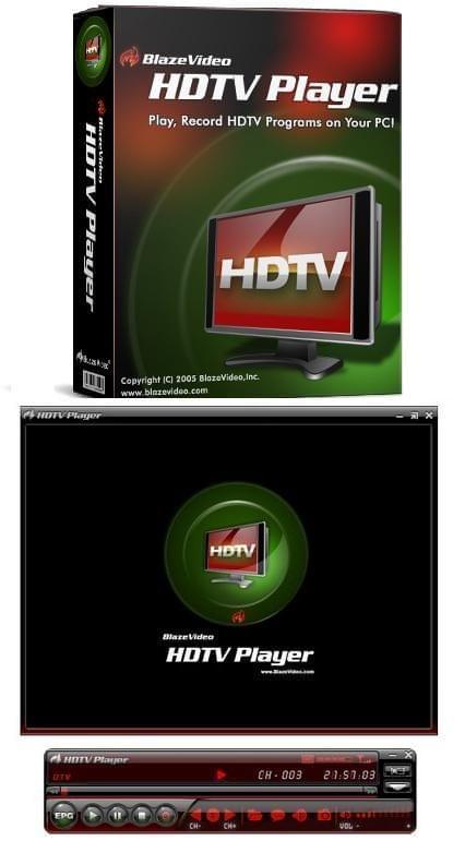 BlazeVideo HDTV Player - to ciekawy odtwarzacz posiadający ciekawe.