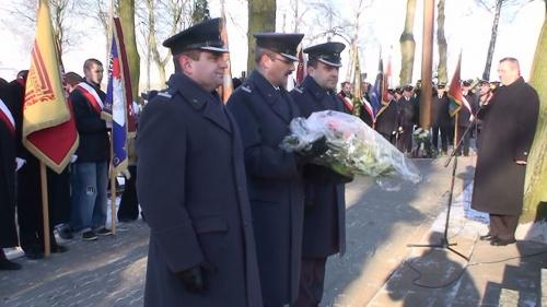 Delegacja Garnizonu Inowrocław.