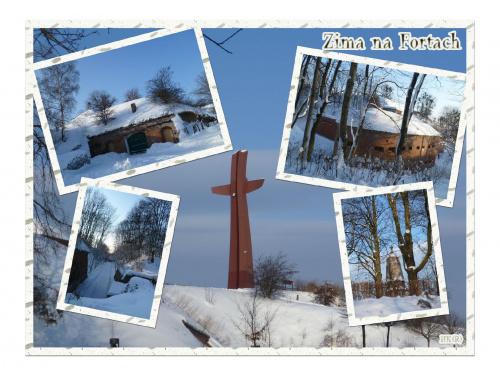 Pozdrowienia z Gdańska #Gdańsk #GóraGradowa #zabytki #zima #śnieg #mróz #widoki