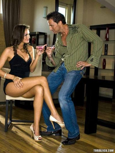 Tori Black - Way to go Tony De Sergio