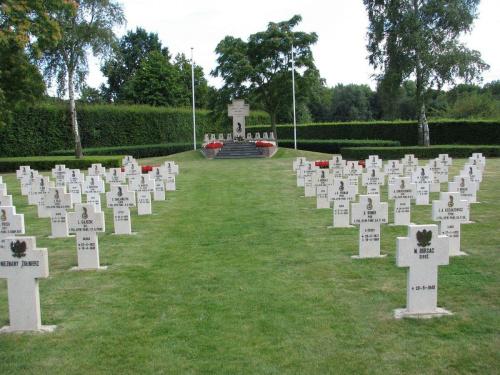 Cmentarz Etteseeban w Bredzie #RajdMaczka #GenerałMaczek