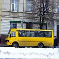 #KomunikacjaMiejska #autobus #ukraina #lwów #zima